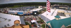 Ellev Advertising Agency Drone Commerical Video Events PR Tanger Outlets