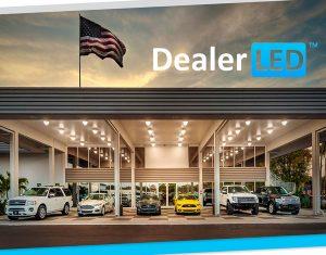 Ellev Advertising Agency Graphic Design Collateral Booklet Dealer-LED1
